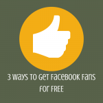how to get facebook fans free
