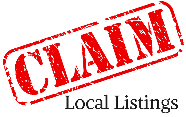 how to claim local listings