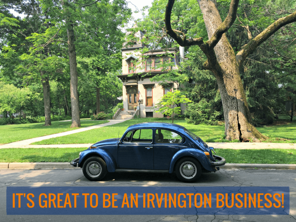 Why It's Great to Be an Irvington Business!