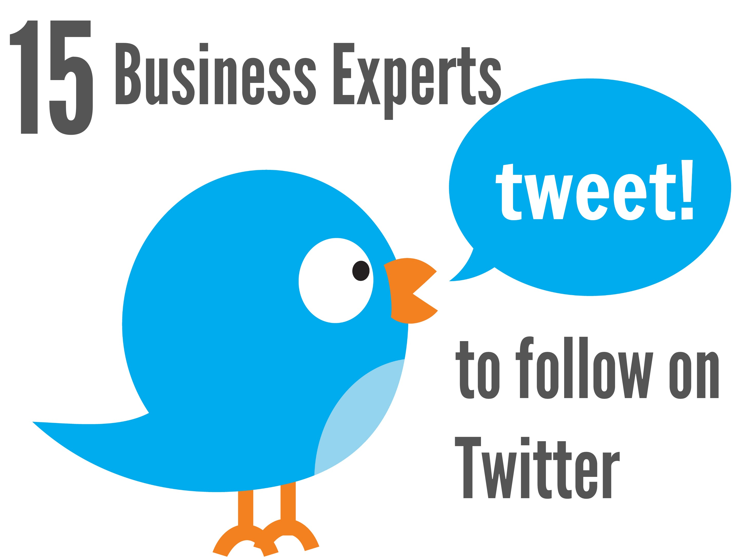 Small Business Experts to Follow on Twitter