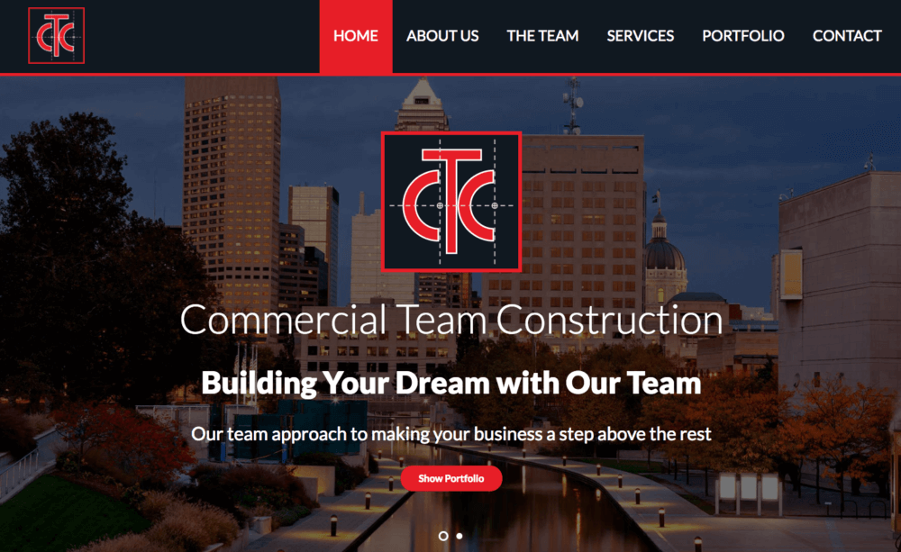 Commercial Team Construction