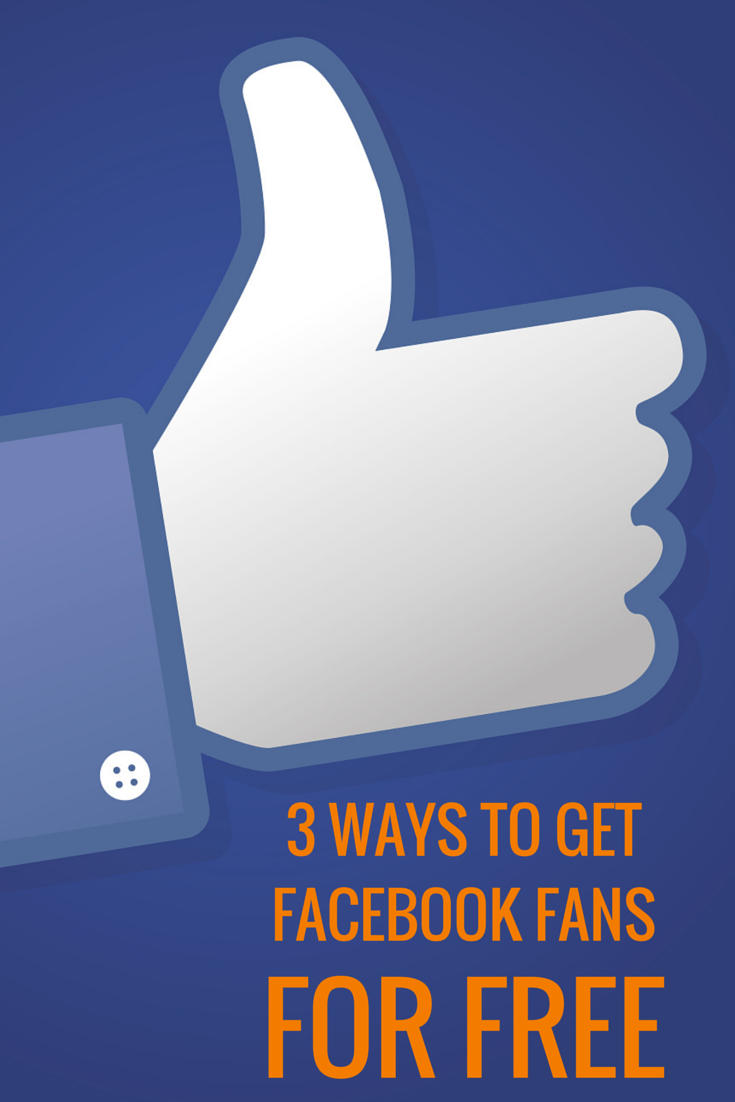 How to Get Facebook Fans for Free