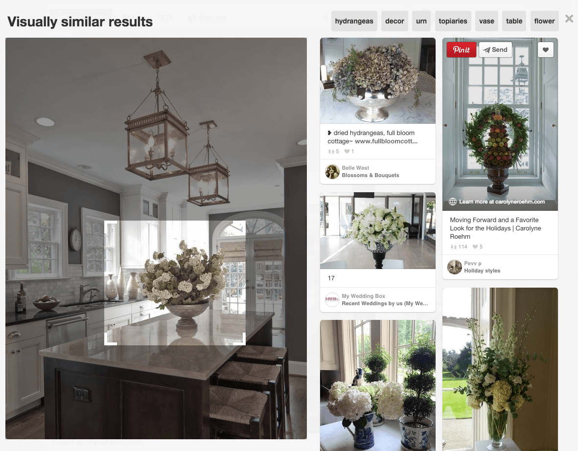 Pinterest Search 3