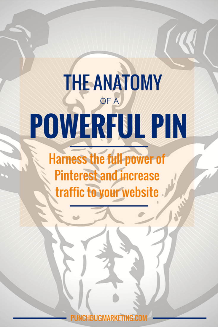 The Anatomy of a Powerful Pin