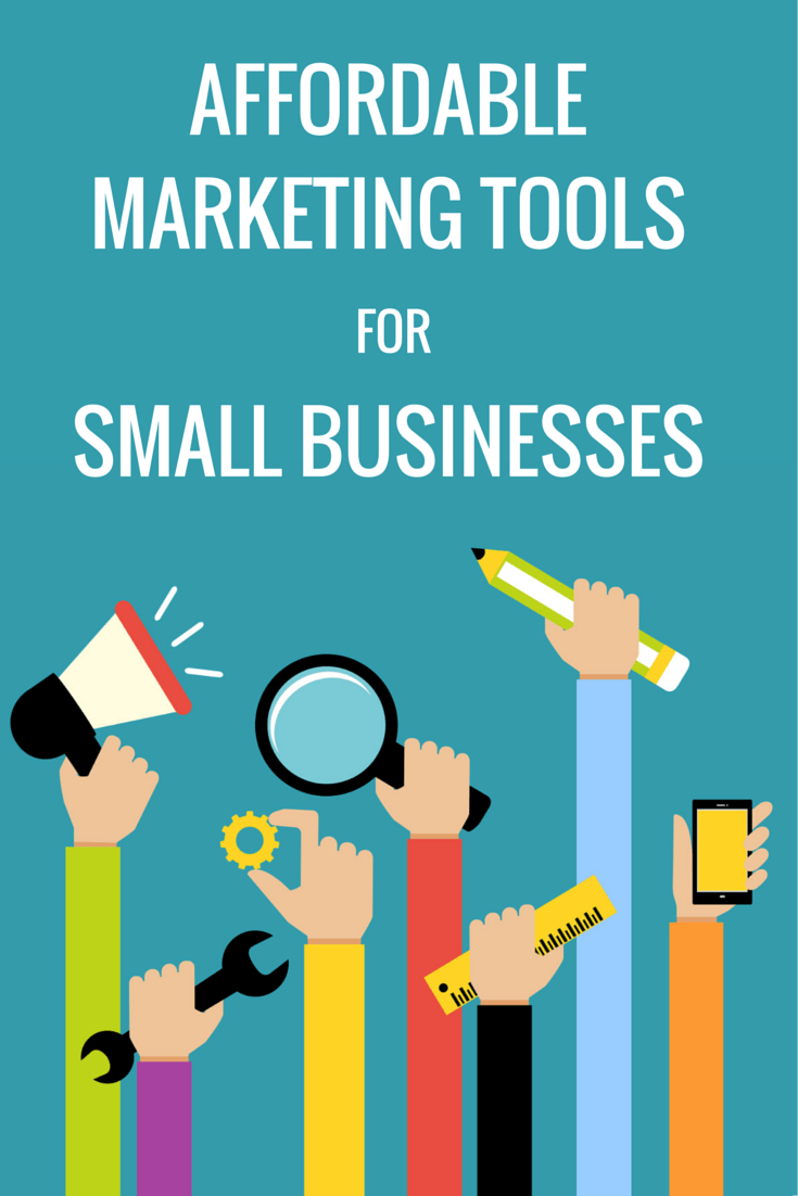 Top 5 Affordable Marketing Tools for Small Businesses
