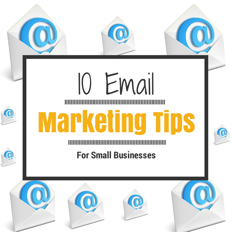 email marketing tips for small businesses