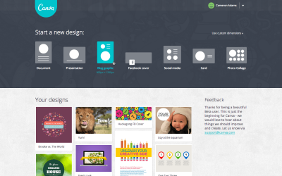 Affordable Marketing Tools for Small Businesses: Canva