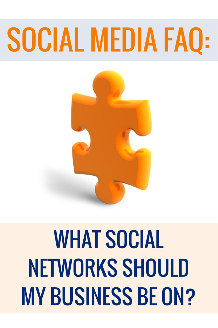 what social networks should my business be on?