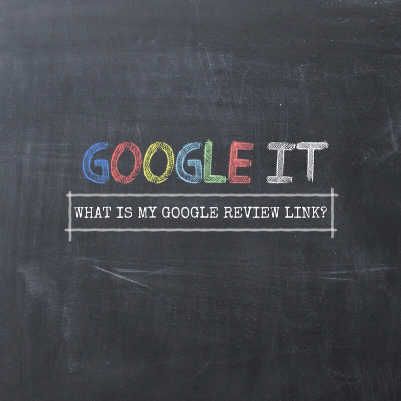 What is My Google Review Link? | Punch Bug Marketing