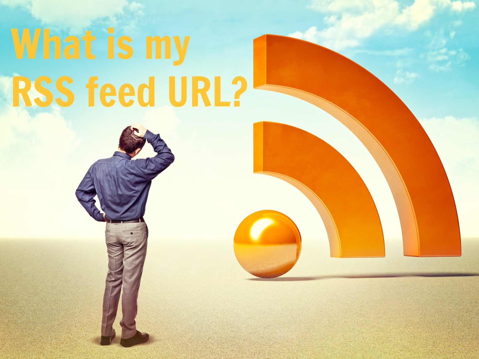 what is my rss feed url