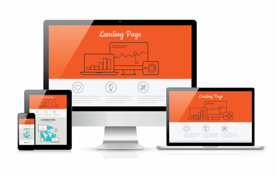 how to create landing pages that convert